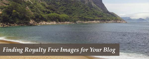 How to Find Royalty Free Images for Your WordPress Blog
